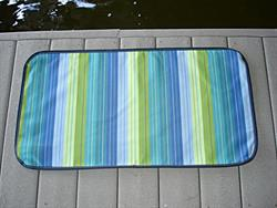 Sunbrella Seaside Seville Sandy Sole Mat