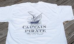 OBA Work Like A Captain T-Shirt